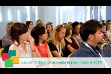 MEDIC@LIVE – Il Salento accoglie la Riabilitazione 2015