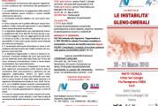 Le Instabilità Gleno-Omerali