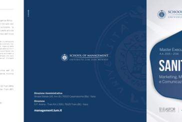 Master Executive – Sanità 2.0 Marketing, Management e Comunicazione Sanitaria