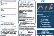 Corso Base ATC – Approccio Terapeutico Combinato di Giuseppe Cultrera Vittoria