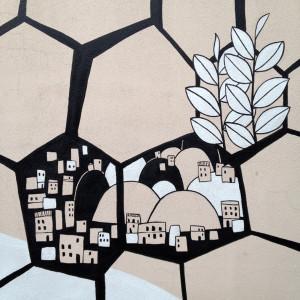 Dipinto murale Sonia QQ (2)