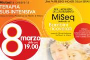 8 Marzo, a Milano una serata solidale per sostenere i bambini malati