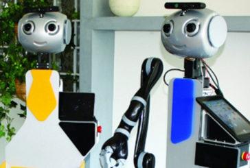Nasce in Italia il primo robot per il condominio