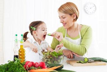 I nostri figli 'sono quello che mangiamo'