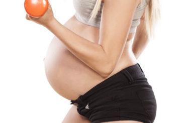 Esercizio fisico in gravidanza riduce possibilità di cesareo