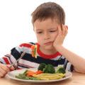 bambini schizzinosi a tavola