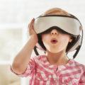 La realtà virtuale sconsigliata ai bambini