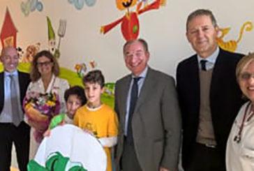 La Pediatria dell'Angelo… invasa da draghi, gnomi e delfini