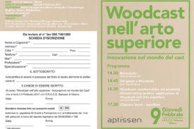 Woodcast nell'arto superiore