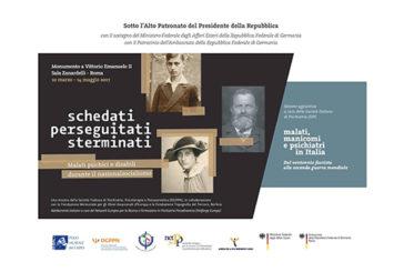 A Roma mostra su Nazionalsocialismo: malati psichici e disabili sterminati