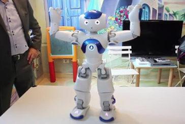 Sant'Orsola di Bologna: Marino, il robot che insegna le emozioni