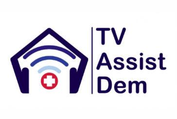 Un canale tv per aiutare a distanza i pazienti con demenza