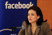 A 2 anni dalla morte del marito Sandberg racconta il suo dolore