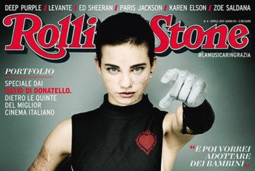 Bebe Vio in copertina su Rolling Stone: vaccinatevi