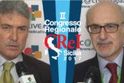 Congresso CRei Sicilia 2017, interviste al dott. Stefano Stisi e al dott. Aldo Molica Colella