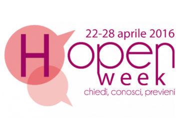 H-Open Week sulla salute della donna, porte aperte al Civile