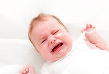 La classifica di lacrime e colichette dei neonati nel mondo