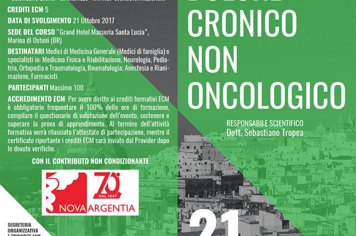 DOLORE CRONICO NON ONCOLOGICO Ostuni rev2