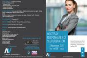 Hostess e Responsabile di Segreteria ECM