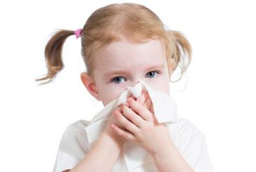 I cambiamenti climatici favoriscono allergie, colpito 30% bimbi