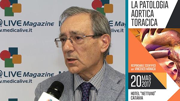 La Patologia Carotidea, intervista al prof. Vincenzo Monaca