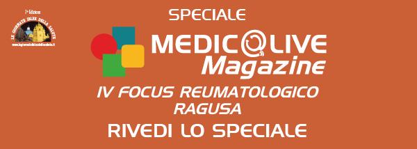 Speciale IV Focus Reumatologico Ragusa