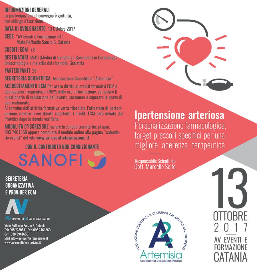 Ipertensione arteriosa: Personalizzazione farmacologica, target pressori specifici per una migliore aderenza terapeutica