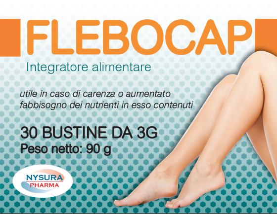 FLEBOCAP - Integratore Alimentare