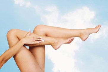 In Estate problemi di gambe gonfie per due donne su tre