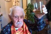 In Sardegna l'uomo più vecchio d'Italia, ha 111 anni