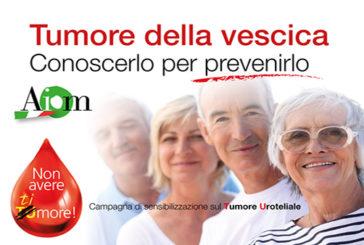 """""""Non avere timore"""", la campagna contro il cancro alla vescica"""