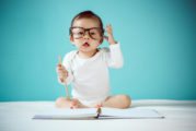 I bimbi sotto i 3 anni già imparano le prime regole di scrittura