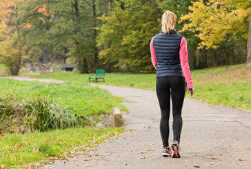 Camminare a passo svelto aiuta a mantenersi in salute