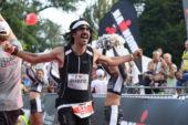 Taglia il traguardo dell'Ironman di Zurigo nonostante il diabete