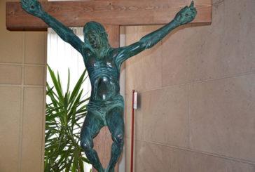 Arezzo – Un nuovo crocifisso nella chiesa dell'ospedale di Montevarchi
