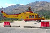 L'elisoccorso notturno operativo in Sardegna dal 1° agosto 2018