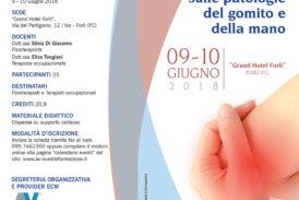 Corso teorico-pratico sulle patologie del gomito e della mano
