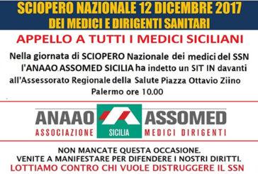 Domani sciopero dei Medici, protesta per il mancato rinnovo del contratto