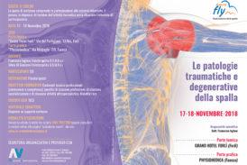 Le patologie traumatiche e degenerative della spalla