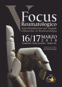 V Focus Reumatologico a Ragusa