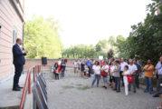 Palestra sotto il cielo al Campus San Lazzaro: attività gratuite per tutti