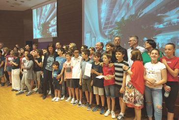 Duecento bambini alla conquista dell'Ospedale di Mestre