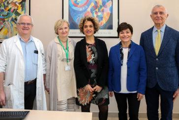 Borsa di studio annuale donata all'Oncologia del Santa Maria Nuova