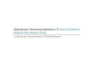 """AAS n. 5 """"Friuli Occidentale"""" di Pordenone – Concorso"""