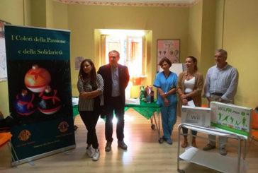 Centro di Salute di Gubbio, videogiochi per la riabilitazione dei pazienti
