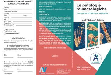 Le patologie reumatologiche e il Medico di Medicina Generale