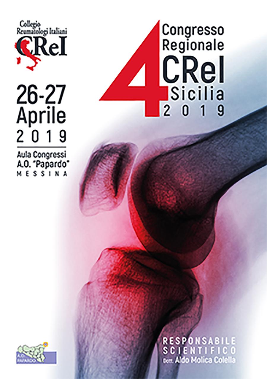 4° Congresso Regionale CReI Sicilia – 26-27 Aprile 2019, Messina