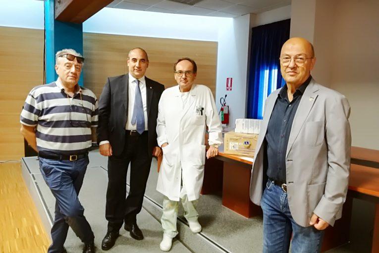 Il Lions Club di Gualdo Tadino