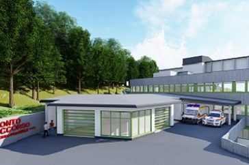 Uscito il bando per la realizzazione del nuovo Pronto soccorso dell'Ospedale di Pavullo: sarà ampio, sicuro e funzionale. In corso la gara per il progetto da 2milioni 800mila euro