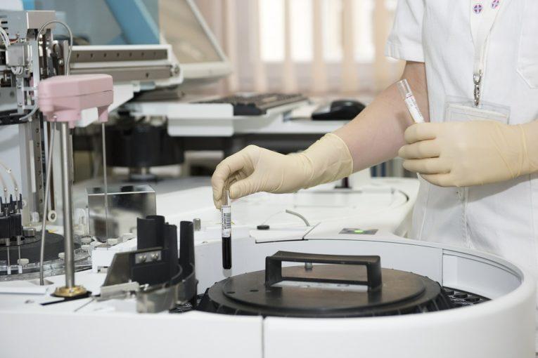 laboratorio sanitario